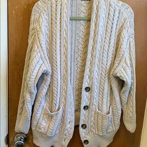 Moda International 100% Cotton Sweater